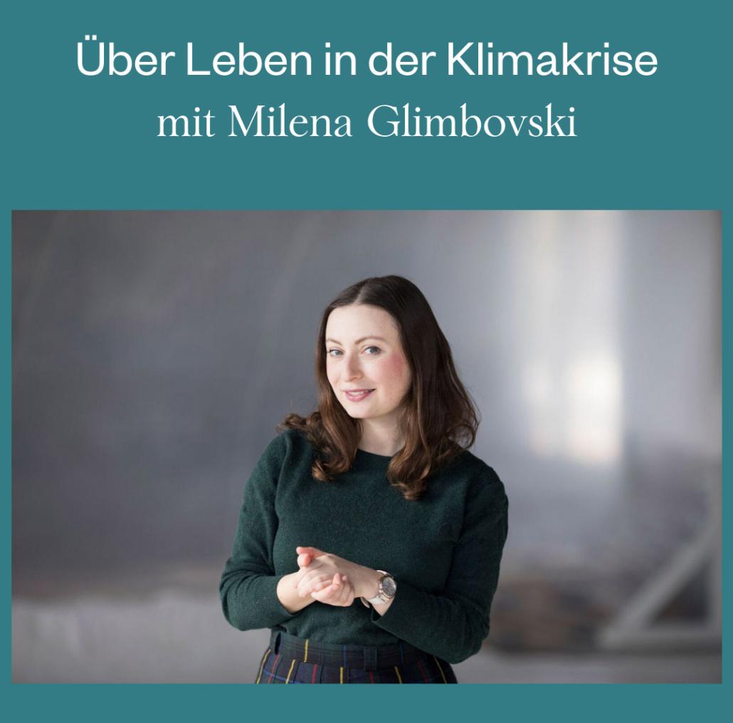 Podcast mit Milena Glimbovski und enorm Magazin